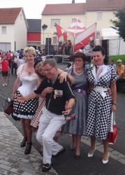 """Golden Oldies"" in Wettenberg 2012/6"